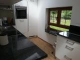 Küche hinteres Ferienhaus