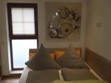 Schlafzimmer hinteres Ferienhaus
