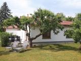 Garten hinteres Ferienhaus