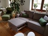 Schlafcouch (max.1 Gast) Vorderes Ferienhaus