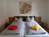 Doppelbett Vorderes Ferienhaus