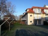 ruhiger Innenhof Haus Dwarslöper