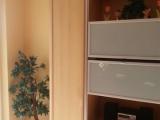Musikanlage Tv im Wohnzimmerschrank