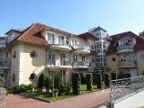 Haus Eingang Fewo D8